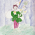 E is for Eyebright Fairy