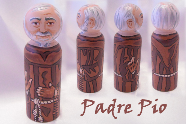Padre Pio Giveaway