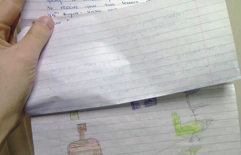 Shanxi-letter-from-Victor-and-mom-Kenya-CFCA
