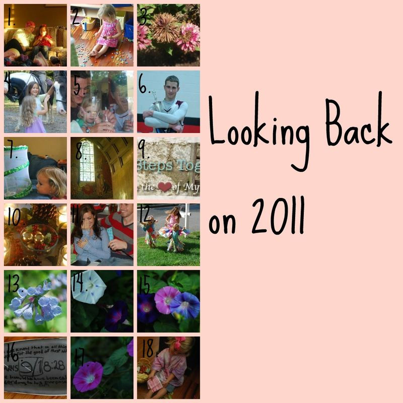 Looking Back on 2011