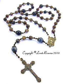 Man's rosary
