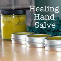Healing hand salve