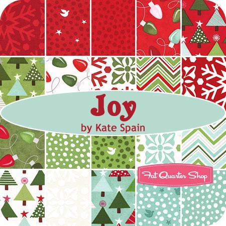 Christmas Fabric Fat Quarters