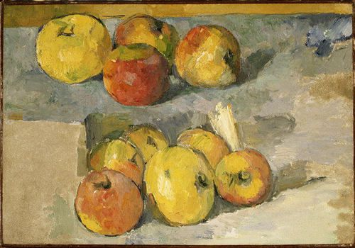 Czenne's apples
