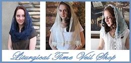 Liturgical time veil shop