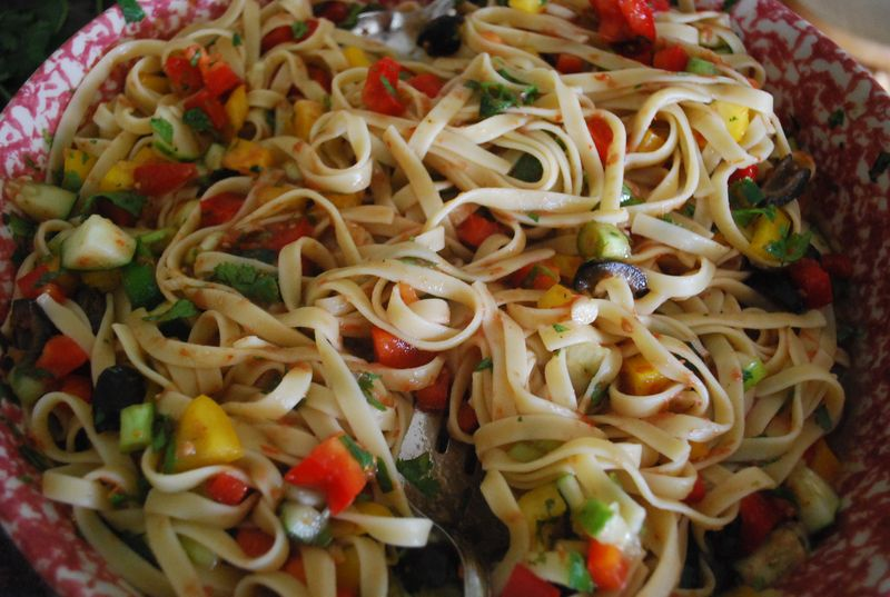 Gazpacho salad2