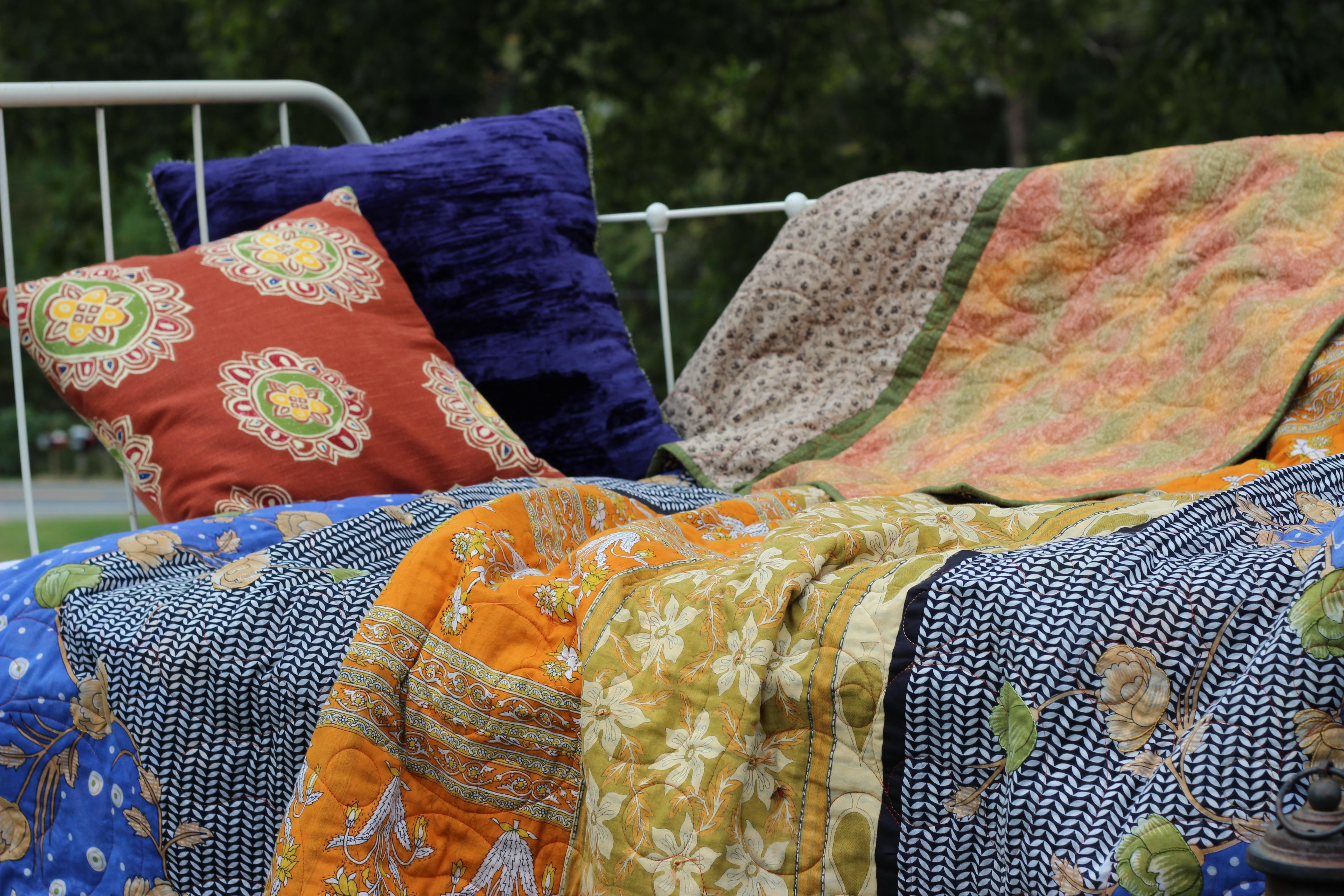 international product indigo portfolio imports quilt indian