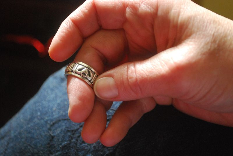Prayer ring