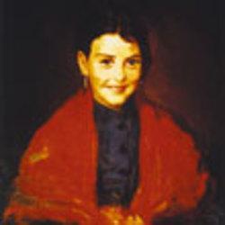 Henri_red_shawl